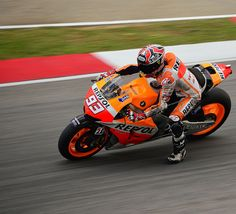 Marc Marquez, via Flickr.