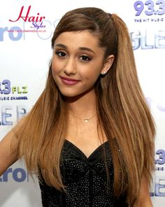 Hairstyles 2016 Ariana Grande long haircuts images | Hairstyles images