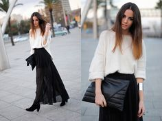 Transparency (by Zina CH) http://lookbook.nu/look/2791703-Transparency