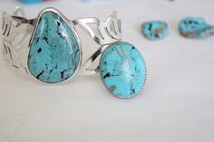 Craftberry Bush: Faux turquoise tutorial...
