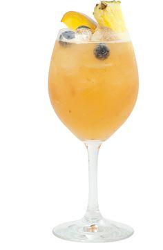 White Peach Sangria Recipe  - Monin