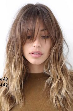 Long Bang Hairstyles Amusing Shag Haircuts Fine Hair And Your Most Gorgeous Looks  Fine Hair