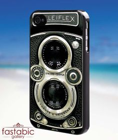 Vintage Camera Rolleiflex   iPhone 4/4s/5/5s/5c by fastabicgalerry, $15.00