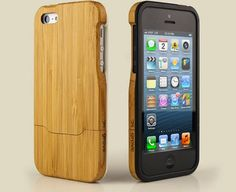 Review: Bamboo iPhone 4/4S Case by Grove