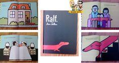 Hoy en #librosqueleer hablamos de Ralf. Un perrito muy especial que se convierte en un héroe para su familia