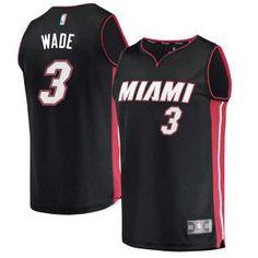 save off 10e02 8e62c Miami Heat Jersey - Fanatics Dwayne Wade Jersey  3