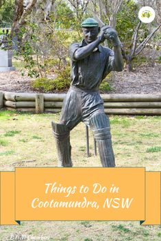 A wonderful small town in regional NSW and the birthplace of our most famous cricketer - Sir Donald Bradman. There is lots to see and do.
