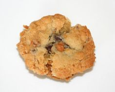 Derby Pie Cookies from Food.com:   These cookies are a delectable combination of sweet chocolate, crunchy pecans, and warm and soft cookies.    Cookies are based on the Chocolate Chip Cookie Recipe from Betty Crocker's Cookbook.  Filling is from Colonel Mel's Practically Perfect Pottery Pie Plate Recipe Book.