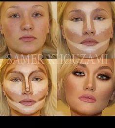 Pro make-up Samer Khouzami