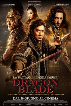 La battaglia degli imperi - Dragon Blade [HD] (2016)