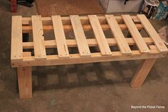 I plan on putting this under my lofted bed and placing a bench cushion on it to create a nice couch.