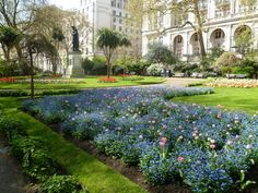 Primavera a Londra