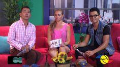 Desde Aqui TV, semana de la moda y comunidad Gay entrega reconocimiento ...