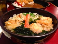 Maiko Udon from Ajishin in Novi. Read our review!