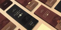 Premium Chocolate Bars NUGALI on Packaging of the World - Creative Package Design Gallery Food Packaging Design, Packaging Design Inspiration, Brand Packaging, Branding Design, Coffee Packaging, Packaging Ideas, Chocolate Brands, Organic Chocolate, Hot Chocolate