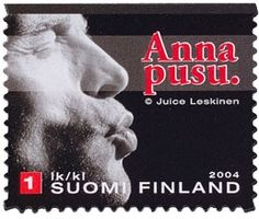Postage Stamps, Finland, Banknote, Stamps