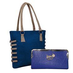Alice Premium PU Leather Women's And Girl's Handbag And Wallet Clutch Combo below 500 - Wedding Collections Clutch Wallet, Purses And Handbags, Pu Leather, Women Accessories, Shoulder Bag, Women Bags, Blue, Collections, Girls