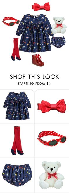 """""""Little Girl in Red Bootie"""" by bornintowealth on Polyvore featuring STELLA McCARTNEY"""