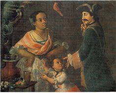 García Saíz, María Concepción. Las castas mexicanas: un género pictórico americano. (Milan: Olivetti, 1989) p. 95.