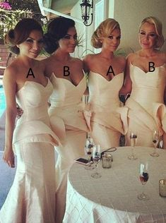 Mermaid Bridesmaid Dresses, Bridesmaid Dresses Ivory Bridesmaid Dresses, Custom Made Bridesmaid Dresses Bridesmaid Dresses 2018 Ruffles Bridesmaid Dresses, Off Shoulder Bridesmaid Dress, Mermaid Prom Dresses, Wedding Dresses, Party Dresses, Bridesmaids, Occasion Dresses, Homecoming Dresses, Maid Of Honour Dresses
