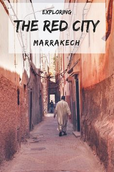 The ultimate four day itinerary for Marrakech, Morocco. This Marrakech city guide has all the best things to do in Marrakech plus travel tips. Visit Morocco, Morocco Travel, Africa Travel, Marrakech Morocco, Cool Places To Visit, Places To Travel, Places To Go, Agadir, Africa Destinations