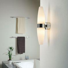 Breeze Chrome, Wall Lights, Gloco - & Home Lighting