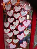 Some cool ideas for fundraising on Valentine's Day. Like this one, The Wall of Love Fundraiser - Which could be incorporated into a Cause Marketing pinup campaign.