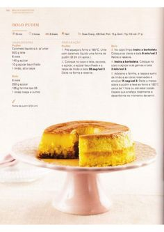 150 receitas Bimby (melhores de 2014) My Kitchen Rules, Kitchen Time, I Companion, Sweet Recipes, Healthy Recipes, Kitchen Reviews, Pudding Cake, Bakery, Good Food