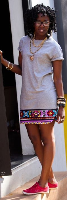 Look at this Stylish african fashion outfits African Print Dresses, African Fashion Dresses, African Attire, African Wear, African Prints, Nigerian Fashion, Ghanaian Fashion, African Women, African Style