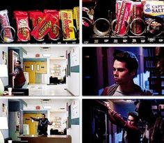 Stiles verses the vending machines. He never wins Teen Wolf Dylan, Teen Wolf Stiles, Dylan O'brien, Funny Pictures, Funny Pics, Funny Stuff, Mtv Shows, Scott Mccall, The Fault In Our Stars