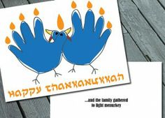 Thanksgivukkah Holiday Cards #Giveaway – Ends 11/20
