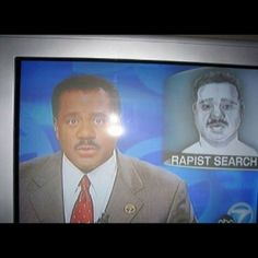 Wonder if they ever caught him?  Lol.