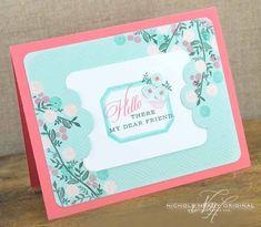 Papertrey Ink - Card Base-ics #1 Die: Papertrey Ink Clear Stamps Dies Paper Ink Kits Ribbon