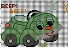 Cross Stitch For Kids, Cross Stitch Baby, Cross Stitch Charts, Cross Stitch Designs, Cross Stitch Patterns, Cross Stitching, Cross Stitch Embroidery, Lovey Blanket, Vintage Embroidery
