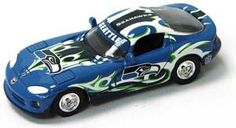 2006 Dodge Viper 1:64 Scale Diecast Car by Ertl Collectibles (these are hard to find)