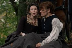 Here's a First Look at 'Outlander' Season 4