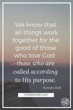 Romans 8:28 | Bible Verse