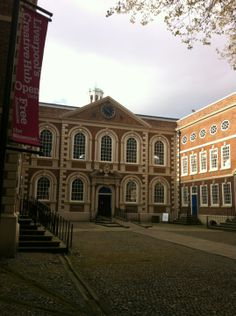 the Bluecoat Liverpool's creative hub, the Bluecoat showcases talent across visual art, music, dance, live art and literature.  Built in 1716-17 as a charity school, Bluecoat Chambers in School Lane is the oldest surviving building in central Liverpool.