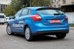 Ford Focus Electric electrokmamk.com.ua Ford Focus Electric, Ua