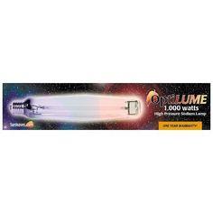 SUNLEAVES OPTILUME HPS 1000 WATT HPS GROW LIGHT BULB LAMPS ** Click on the image for additional details.