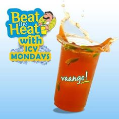 When the hot, dry summer winds blow; grab a glass of Chilled Iced Tea @ Vaango; enough to bring down the temperature this summer. Beat The Heat, Iced Tea, Beats, Bring It On, Hot, Summer, Summer Time, Ice T, Sweet Tea