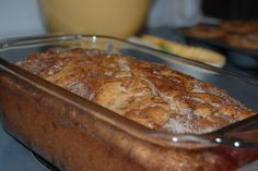 snickerdoodle bread (with working link)  Making this week for breakfast!