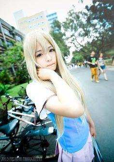 AkimotoKumiko(秋本久美子) Mashiro Shiina Cosplay Photo - Cure WorldCosplay