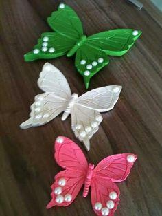 8 En Iyi Polyester Kelebekler Görüntüsü Butterflies Papillons Ve