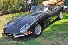 Jaguar E Type 1966  British Car Meet, Palo Alto, CA 2007