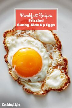 These are really fun to make, if a little messy. A splatter screen would be a worthwhile investment if this is your egg style of choice. Egg Recipes, Brunch Recipes, Breakfast Recipes, Egg Styles, Splatter Screens, How To Make Eggs, Non Stick Pan, Iron Pan, Abundance