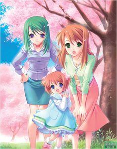 Anime Family, Art, Art Background, Kunst, Performing Arts, Art Education Resources, Artworks