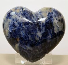The truth stone. Sodalite helps you balance your brain and your life by helping you speak your truth. And truth can be spoken with kindness, gentleness, . Gentleness, Serving Bowls, Decorative Bowls, Healing, Tableware, Dinnerware, Tablewares, Dishes, Place Settings
