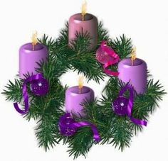 Advent begins this Sunday. Most of us have an intuitive understanding of Adven. : Advent begins this Sunday. Most of us have an intuitive understanding of Advent, based on experience, but what do the Church's offi… Christmas Advent Wreath, Christmas Candles, Christmas Decorations, Xmas, Holiday Decor, Advent Calendar Diy, Advent Images, How To Make Wreaths, Potpourri