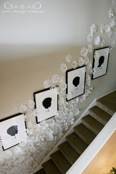 stairs-with-snowflakes-and-silhouettes